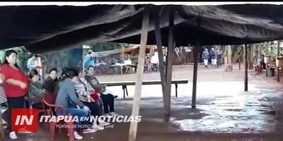 FAMILIAS DE SAN SEBASTIÁN Y CRUCE KIMEX AGUARDAN EXPROPIACIÓN DE SUS TIERRAS.