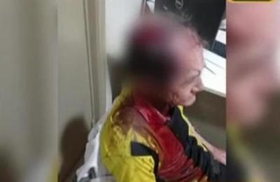Entregan más detalles sobre caso de abuelitos golpeados
