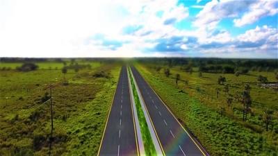 La nueva Ruta Transchaco será la primera Carretera Digital del país