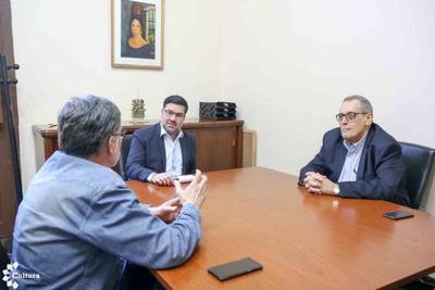 Acordarán acciones para reabrir el Museo Monseñor Juan Sinforiano Bogarín