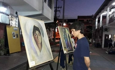 HOY / Exposición didáctica de las obras de la artista Ofelia Echagüe en el ISBA