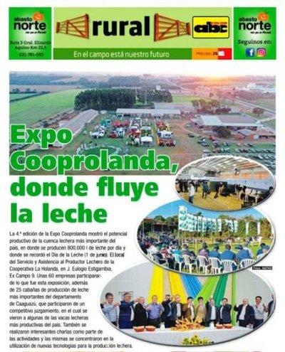 Expo Cooprolanda, donde fluye la leche