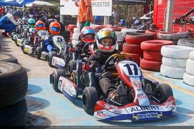 El karting define sus tres cupos mundialistas