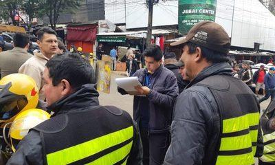 Comienzan censo a mototaxistas para eliminar paradas clandestinas