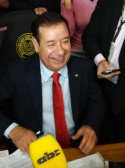 Diputados: Cuevas reitera que su administración fue transparente