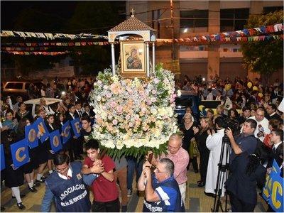 Católicos celebran hoy  a la Madre del Perpetuo Socorro