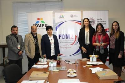 Dan a conocer microempresas ganadoras del concurso impulsado por Itaipu y la UIP