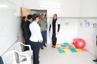 Nueva Unidad de Salud Familiar de Concepción se orienta al desarrollo infantil temprano
