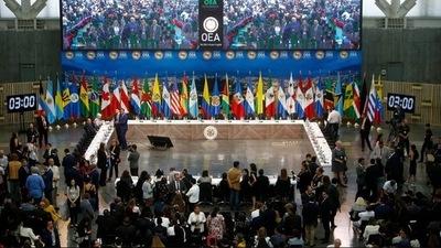 México, Uruguay, Bolivia y Nicaragua intentaron desplazar al enviado de Guaidó de la Asamblea de la OEA