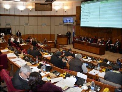 Senado levanta sesión en medio de tratamiento de Ñane Energía