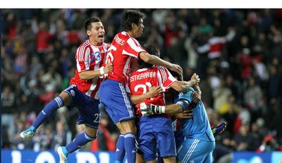 Se acerca la hora del gran desafío ¡Vamos Paraguay!