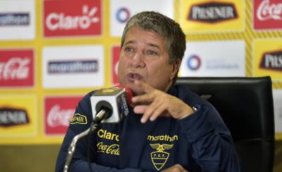 HOY / Futuro incierto para el técnico de la Tricolor