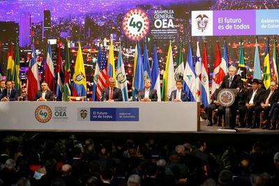 Uruguay se retira de Asamblea de la OEA en protesta contra delegación de Guaidó