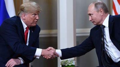 Putin y Trump se reúnen en Japón