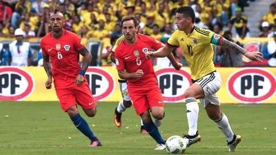 HOY / Chile amenaza el camino inmaculado de Colombia en la Copa América
