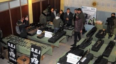 Argentina: caen 1.200 armas, con destino a Paraguay y el objetivo de armar a PCC y CV