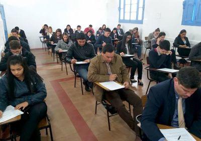 Se inició evaluación psicotécnica en Concepción