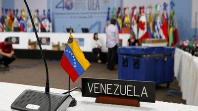 Crisis de Venezuela agita asamblea de Organización de Estados Americanos