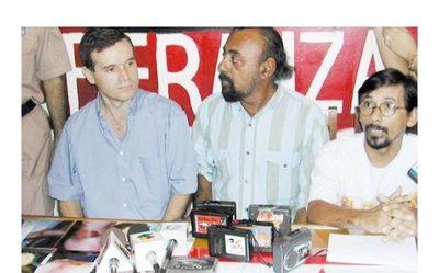 Fiscalía brasileña emite alerta de captura contra Arrom y Martí