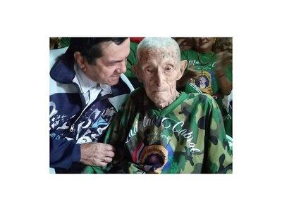 Chacoré de Concepción cumplió 109 años ayer