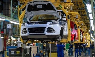 Ford recortará 12.000 empleos y cerrará fábricas