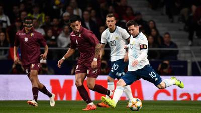Argentina y Venezuela buscarán el pase a las semifinales de la Copa América 2019