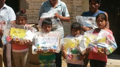 Proyectan distribuir kits escolares a más de un millón y medio de estudiantes