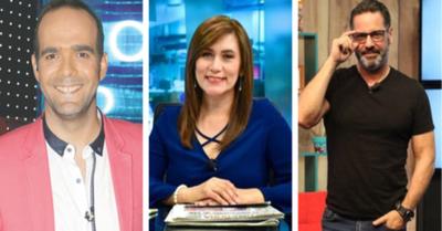 Diez Periodistas Que Pasaron Por El Baila
