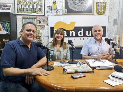 """""""Creemos que se va a formalizar el empleo más informal del Paraguay"""""""