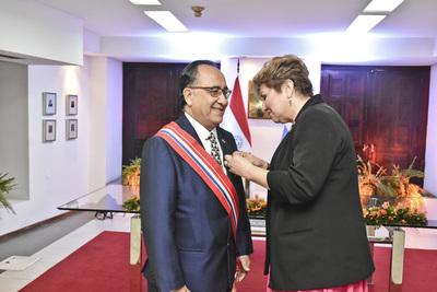 Destacan fortalecimiento de relacionamiento entre Paraguay y Panamá