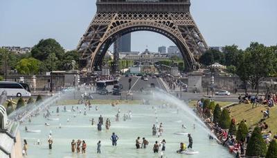Se disparan los termómetros en Europa en el sexto día de ola de calor