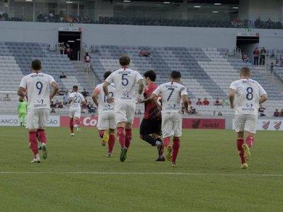 Cerro vence a Paranaense en su primer amistoso en Brasil
