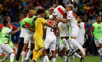 HOY / Perú regresa a una semifinal de Copa América