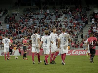 Cerro Porteño derrota al Atlético Paranaense, en su tercer amistoso
