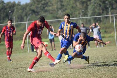 Sub 18: Cerro cayó, Libertad acecha