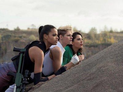 Los ángeles de Charlie retoman el vuelo con Kristen Stewart