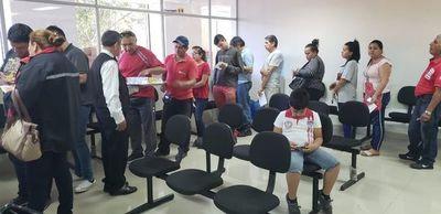 Comunas atenderán hasta el mediodía para regularizar pagos