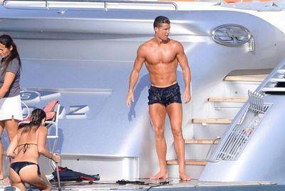 Las soñadas (y carísimas) vacaciones de Cristiano Ronaldo