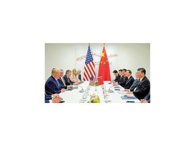 Los presidentes Trump y Xi declaran una tregua en su guerra comercial