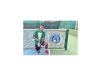 Vallejo, campeón en dobles