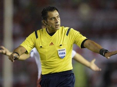 Designan al árbitro que pitará el Brasil