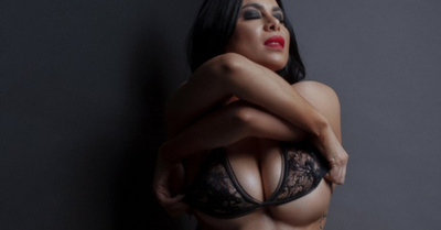 "Ana Ríos: ""Me gusta sentirme deseada"""