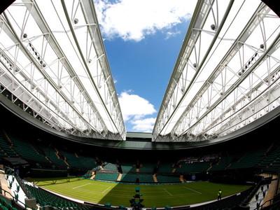 Wimbledon: más premios, otra pista cubierta y desempate
