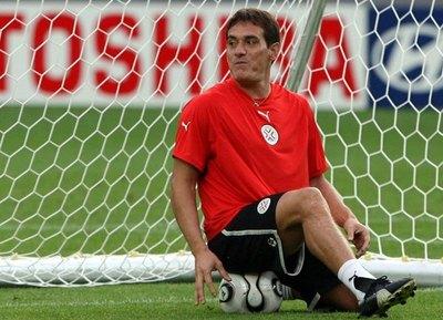 Harrison 'se bajó los pantalones con Osorio'