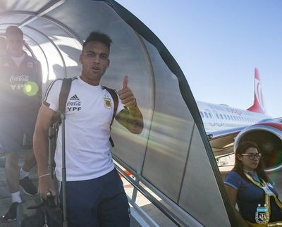 Argentina también se instala en Belo Horizonte