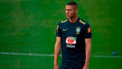 HOY / Richarlison se reintegró a la concentración de Brasil