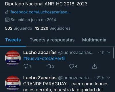 Inocultable campaña para que Horacio  Cartes jure como senador activo