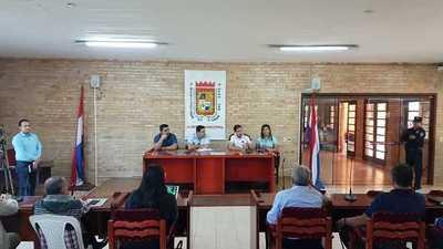 """Junta e intendente buscan """"separados"""" soluciones para la ciudad, y gremios piden fin a enfrentamientos"""