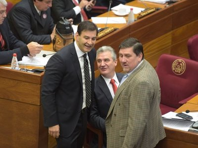 Blas Llano asume por segunda vez la Presidencia del Congreso