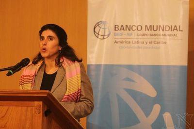 Banco Mundial destaca como histórica lucha contra la corrupción